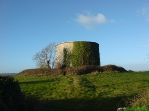 Martello Tower Ringaskiddy CORK Harbour
