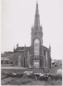 Carrigaline Church, c.1947