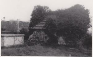 Morgan tomb, Carrigaline Churchyard, c.1975