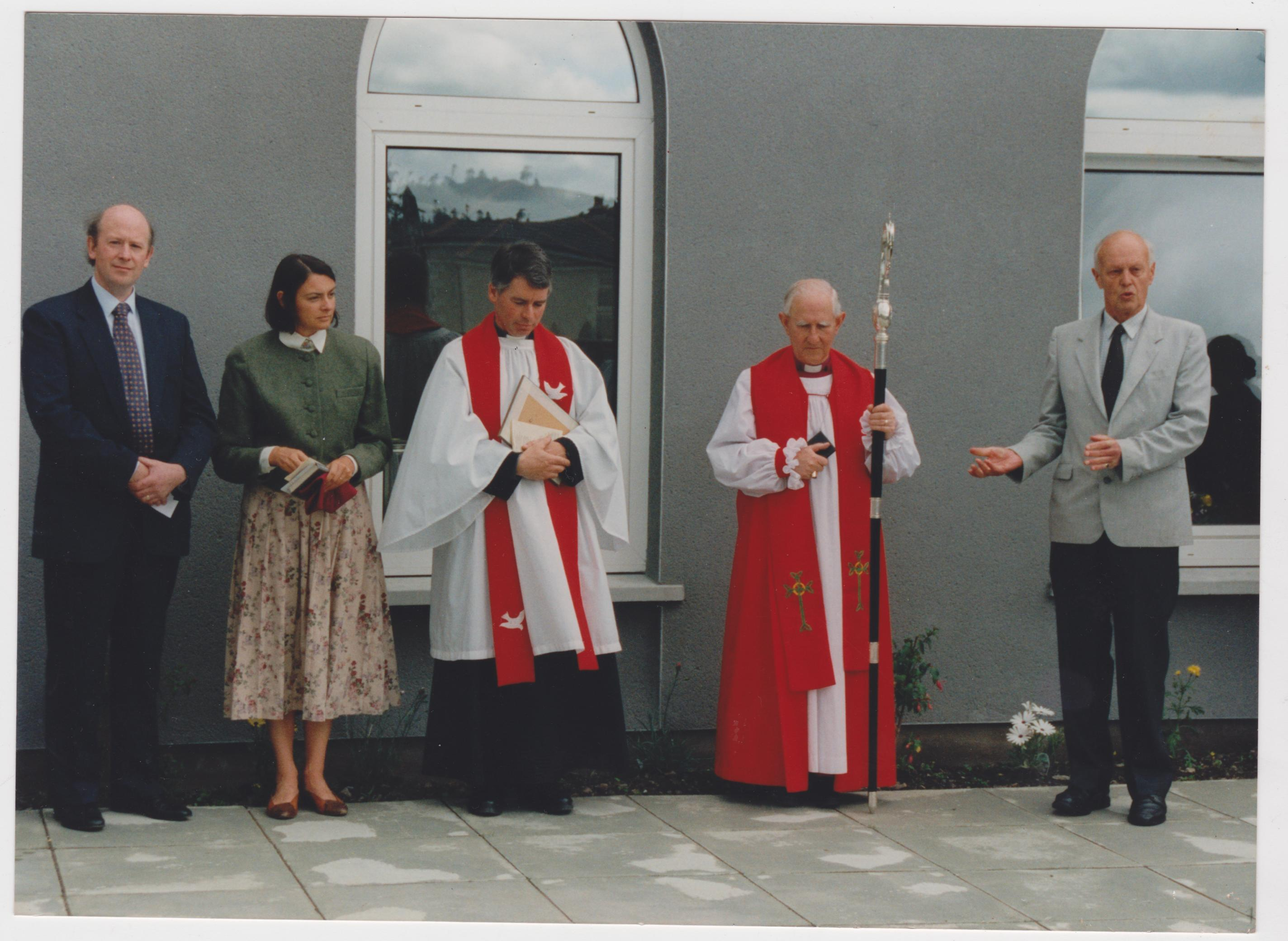 Carrigaline Church Hall Opening, 4th June, 1995