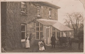 Carrigaline rectory, c.1911 001