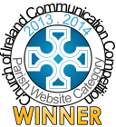 Parish Website Winner 2013-2014