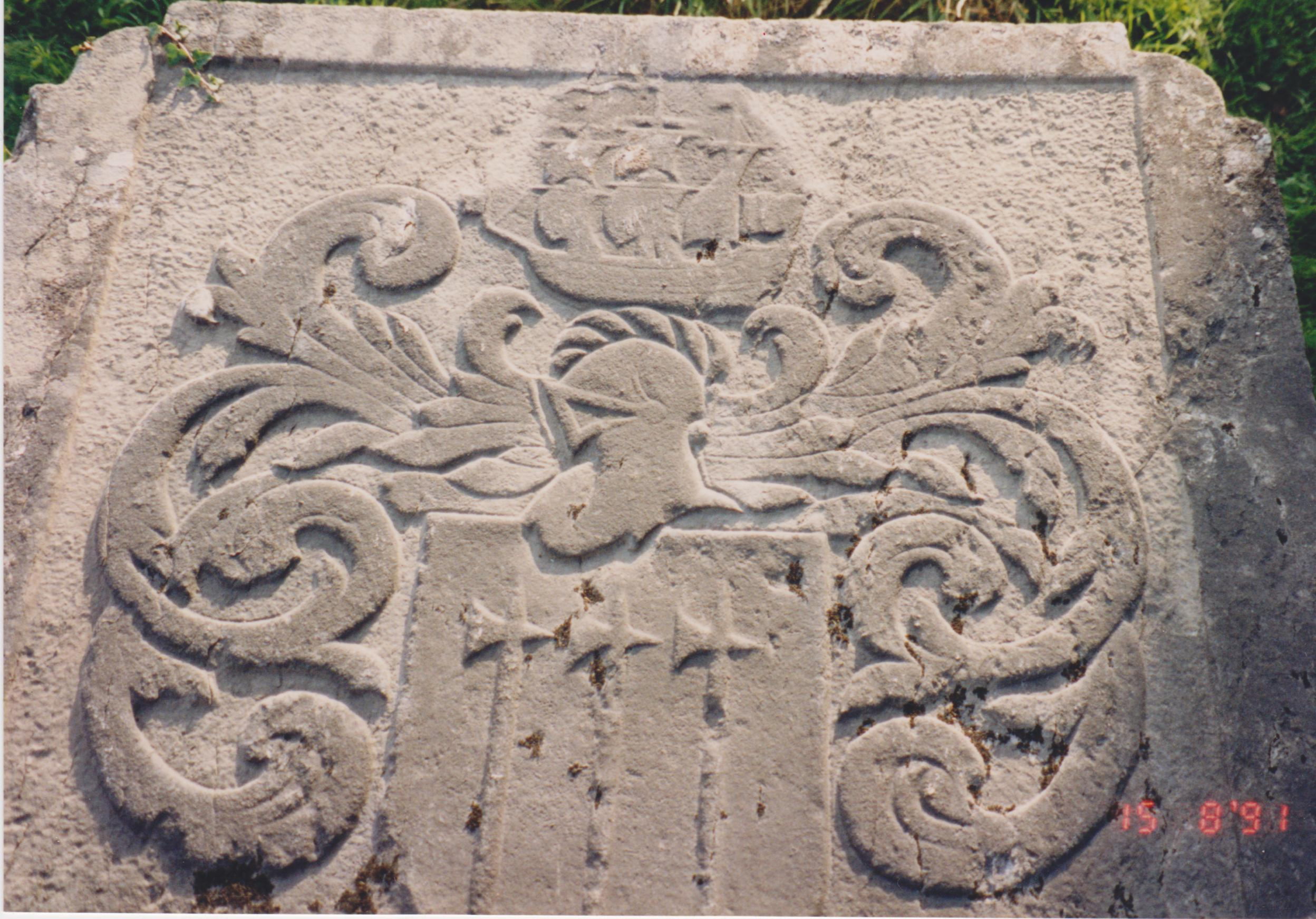 Carrigaline Churchyard, Hodder, of Hoddersfield